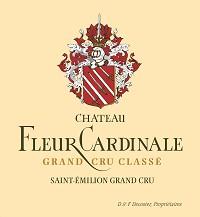Chateau Fleur Cardinale St. Emilion Grand Cru 2005 French Red Bordeaux Wine 750 mL