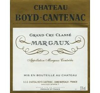 Chateau Boyd Cantenac Margaux 2005 French Red Bordeaux Wine 750mL