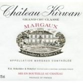 Chateau Kirwan Margaux 2005 French Red Bordeaux Wine 750mL