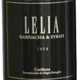 Manuel Piquer Lelia Garnacha Syrah 2014 Red Spanish Wine 750 mL