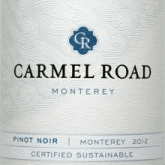 Carmel Road Pinot Noir Monterey Red California Wine 375 mL