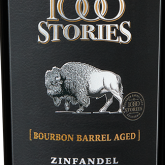 1000 Stories Bourbon Barrel Aged Zinfandel Red California Wine 750 mL