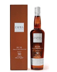 Zafra Rum 30 Year Master Series  Panama 750 mL