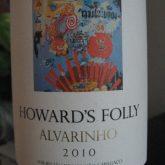 Howard's Folly Sonhador Vinho Verde  Portuguese White Wine 750mL