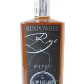 New England Distilling Gunpowder Rye Whiskey 750 mL
