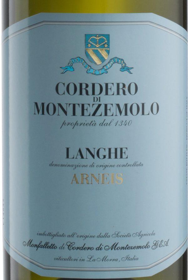 Montezemolo Langhe Arneis Italian White Wine 750 mL