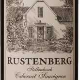 Rustenberg Stellenbosch Cabernet Sauvignon South African Red Wine 750 mL