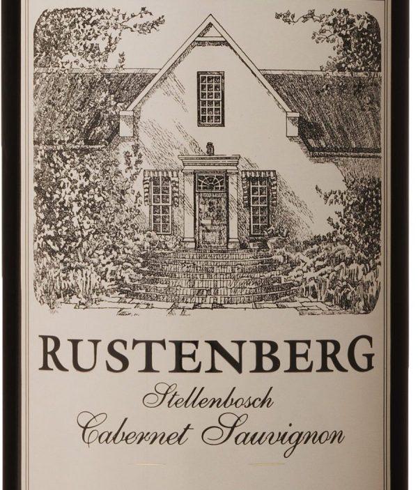 Rustenberg Stellenbosch Cabernet Sauvignon South African Red Wine 750 mL