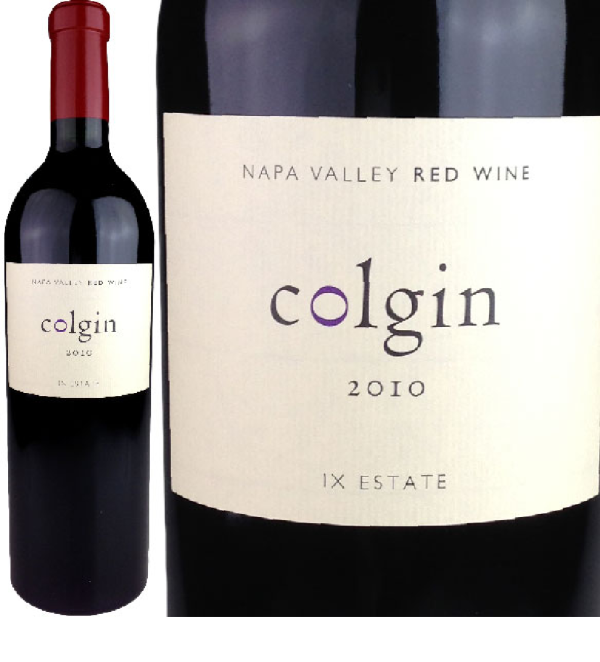 2010 Colgin Cellars IX Red Estate Cabernet Sauv 750 mL