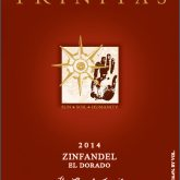 Trinitas El Dorado Zinfandel  2014 California Red Wine 750 mL