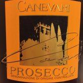 Canevari Prosecco Brut White Italian Sparkling Wine  750 mL