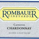 Rombauer Carneros Chardonnay 2015 California White Wine 750mL
