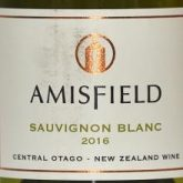 Amisfield Sauvignon Blanc Central Otago New Zealand White Wine 750 mL