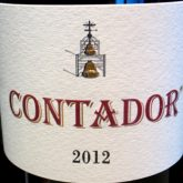 Benjamin Romeo Contador Rioja 2012 Spanish Red Wine 750 mL