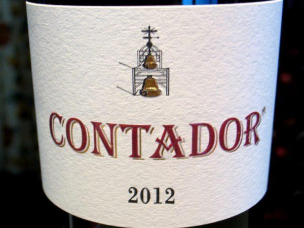 Benjamin Romeo Contador Rioja 2012 Spanish Red Wine 750 mL