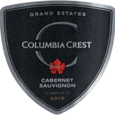 Columbia Crest Cabernet Sauvignon Grand Estates Washington Red Wine 750 mL