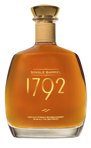 1792 Single Barrel Bourbon Kentucky Whiskey 750 mL