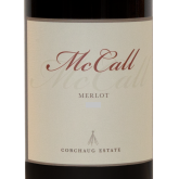 McCall Merlot Long Island Red Wine 750 mL