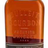 Bulleit Barrel Strength Bourbon Whiskey 750 mL
