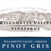Willamette Valley Vineyards Pinot Gris White Wine 750mL