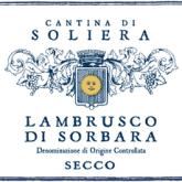 Cantina di Soliera Lambrusco di Sorbara Italian Red Sparkling Wine 750mL