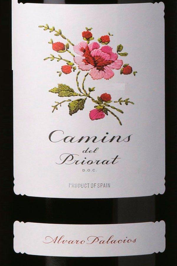 Alvaro Palacios Camins del Priorat Red Spanish Wine 750mL