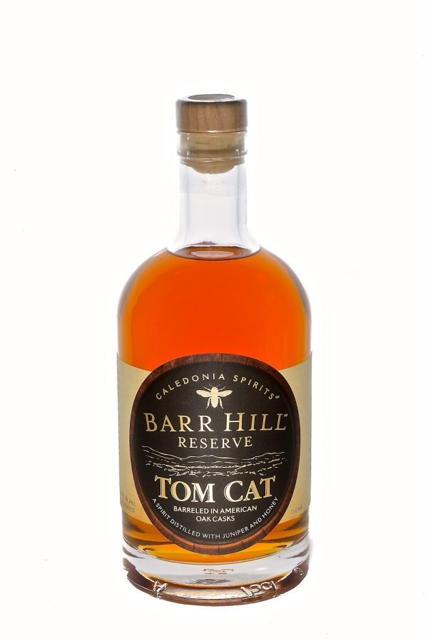 Caledonia Spirits Barr Hill Tom Cat Gin Vermont 750 mL