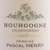 Pascal Henry Bourgogne Chardonnay French White Wine 750 mL