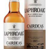 Laphroaig Cairdeas 2017 edition Single Malt Scotch Whisky 750 mL 114.4