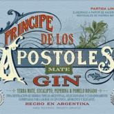 Principe de los Apostoles Mate Gin Argentina 750 mL