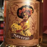 Bodegas Naveran Cava Brut Rosado Spanish Sparkling Rose Cava Wine