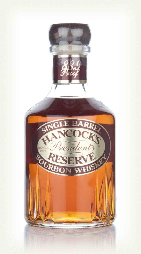 Hancock's President's Reserve Single Barrel Bourbon Kentucky Straight Bourbon Whiskey 750 mL