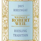 Weingut Robert Weil Riesling Tradition Kabinett 2015 German White Wine 750 mL