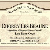 "Edmond Cornu et Fil Chorey Les Beaune Rouge ""Les Bons Ores"" Red French Burgundy Wine 750 mL"
