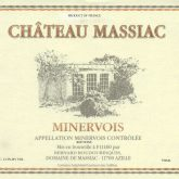 Chateau Massiac Minervois Rouge Red French Wine 750 mL