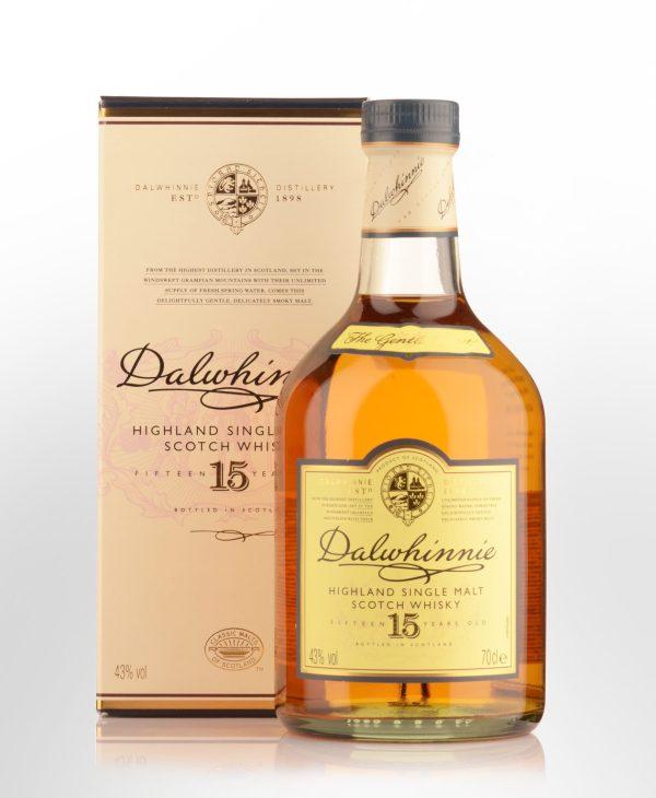 Dalwhinnie 15 Year Old 86 Proof Single Malt Scotch