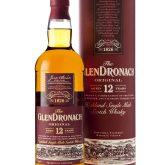 Glendronach 12 Year Old Single Malt Scotch