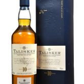 Talisker 10 Year Old Single Malt Isle of Skye Scotch Whisky 750 mL