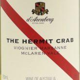 d'Arenberg Hermit Crab Viognier Marsanne White Australian Wine