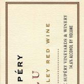 St. Supery Elu Meritage Red California Wine