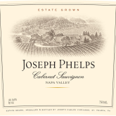 Joseph Phelps Cabernet Sauvignon Napa 2014 Red California Wine 750 mL