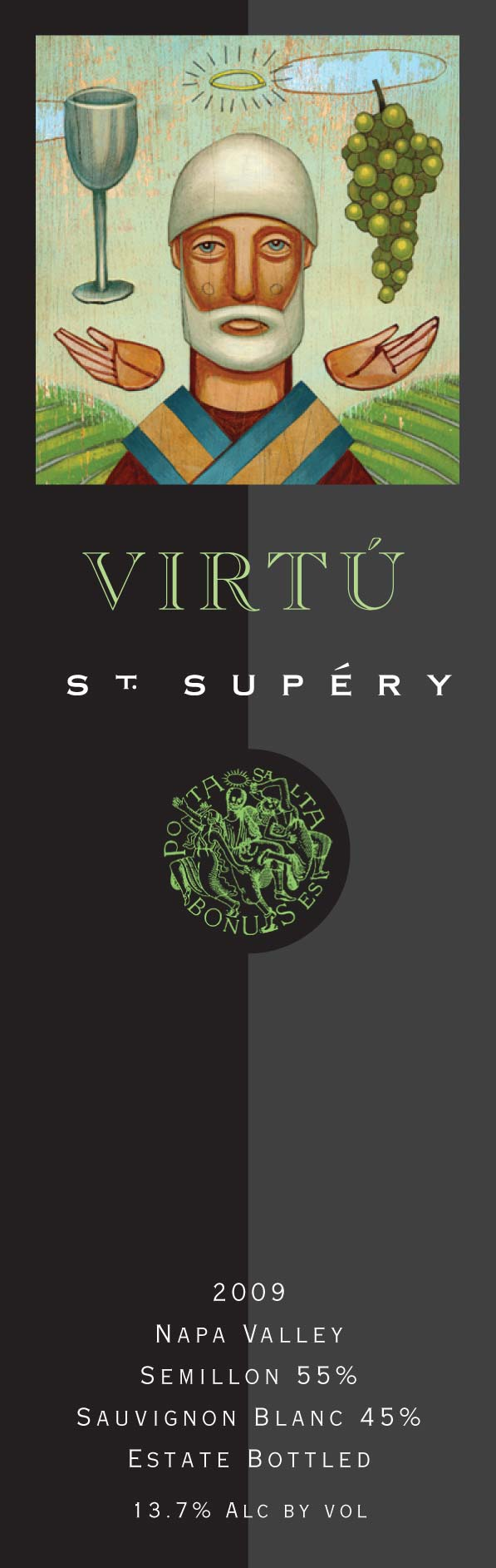 St. Supery Virtu Meritage White California White Wine