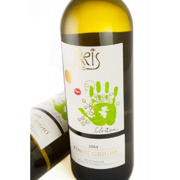 Kris Pinot Grigio Delle Venezie Italian White Wine