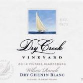 Dry Creek Vineyard Chenin Blanc 2011 California White Wine