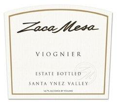 Zaca Mesa Viognier 2013 California White Wine