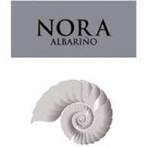 Bodegas Nora Vina Nora DO Rias Baixas Albarino 2015 Spanish White Wine 750mL
