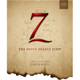 Michael-David Seven Deadly Zins Lodi Zinfandel Red California Wine 750mL