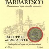 Produttori del Barbaresco Barbaresco 2013 Italian Red Wine 750 mL
