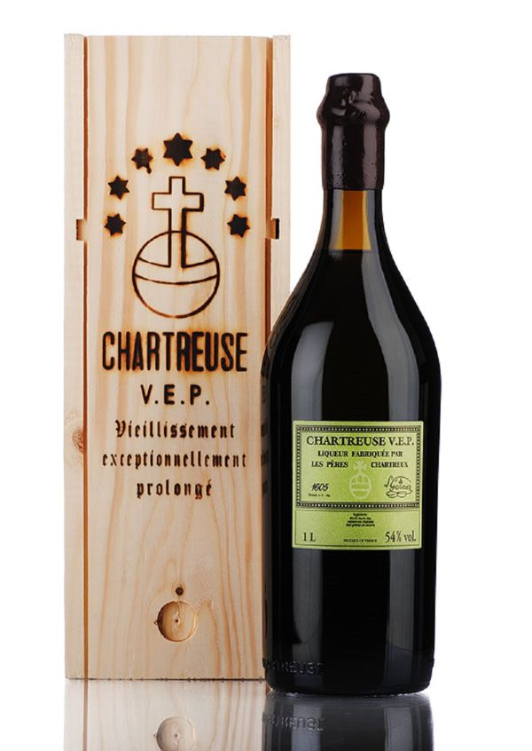 Chartreuse Green VEP 1L
