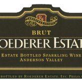 Roederer Estate Brut Anderson Valley NV California Sparkling Wine